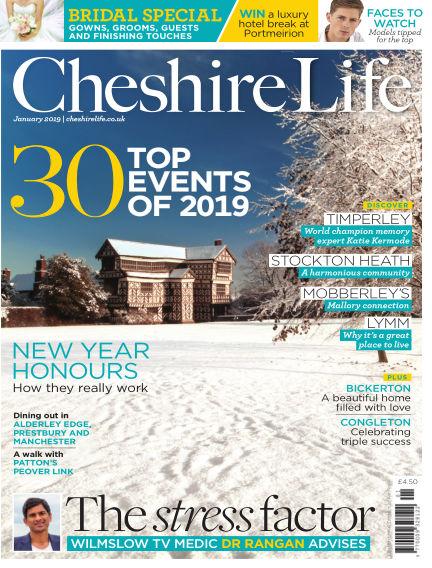 Cheshire Life December 21, 2018 00:00