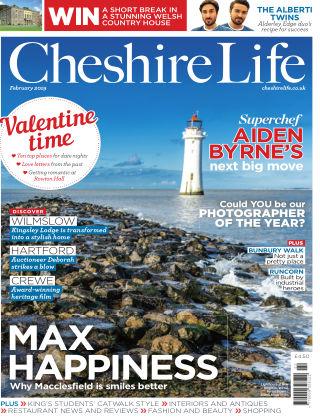 Cheshire Life February 2019