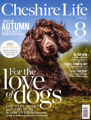 Cheshire Life October 2019