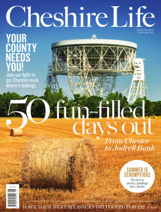 Cheshire Life August 2020