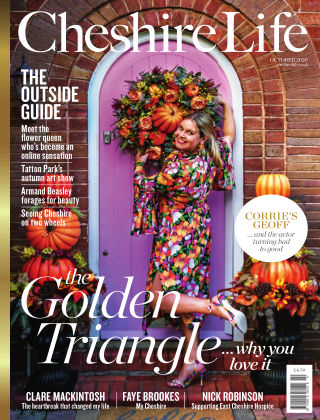 Cheshire Life October 2020
