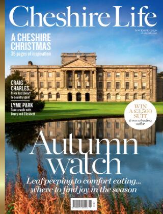 Cheshire Life November 2020