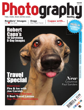 Photography Monthly July 2014