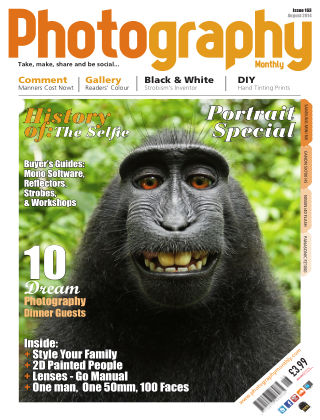 Photography Monthly August 2014
