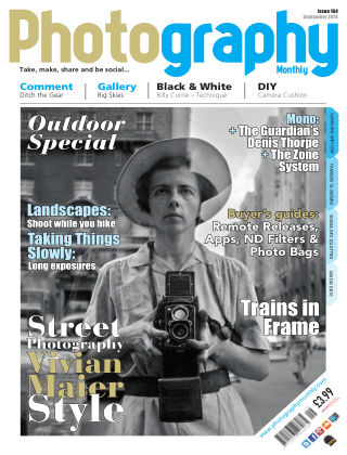 Photography Monthly September 2014