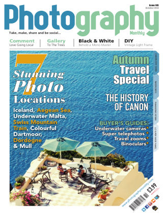 Photography Monthly October 2014