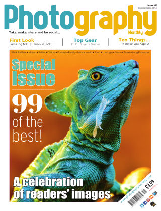 Photography Monthly Special Issue 2014