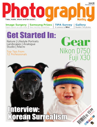 Photography Monthly December 2014