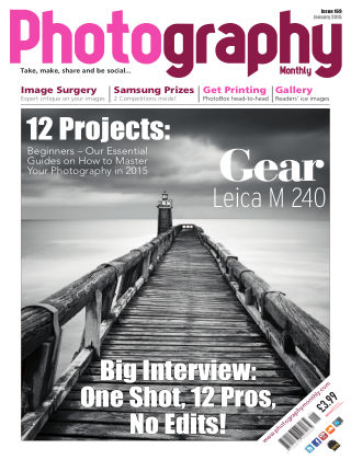 Photography Monthly January 2015