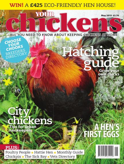 Your Chickens April 15, 2015 00:00