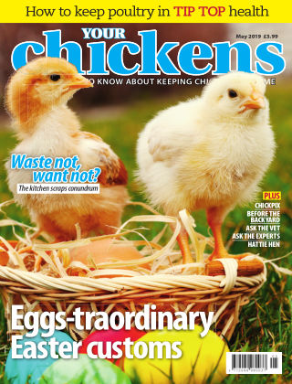 Your Chickens May 2019