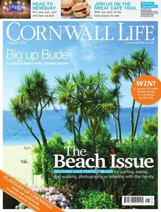 Cornwall Life August 2014