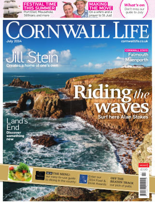 Cornwall Life July 2014