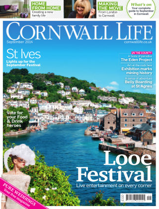 Cornwall Life September 2014