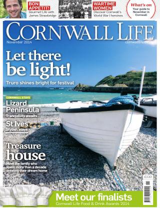 Cornwall Life November 2014