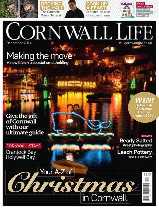 Cornwall Life December 2014