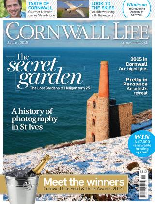 Cornwall Life January 2015