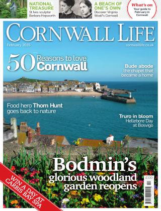 Cornwall Life February 2015