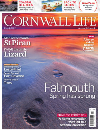 Cornwall Life March 2015