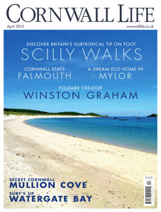 Cornwall Life April 2015