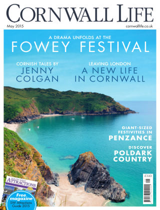 Cornwall Life May 2015