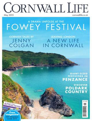 Cornwall Life May 2015