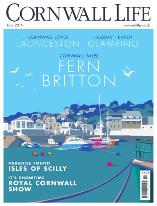 Cornwall Life June 2015