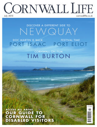 Cornwall Life July 2015