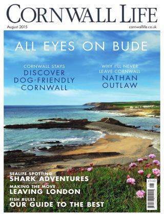 Cornwall Life August 2015