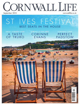 Cornwall Life September 2015