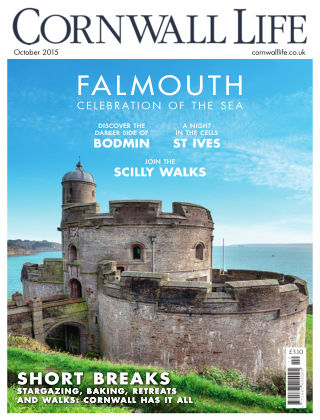Cornwall Life October 2015