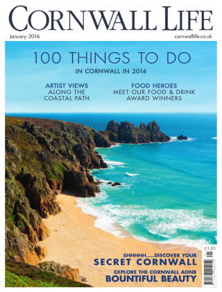 Cornwall Life January 2016