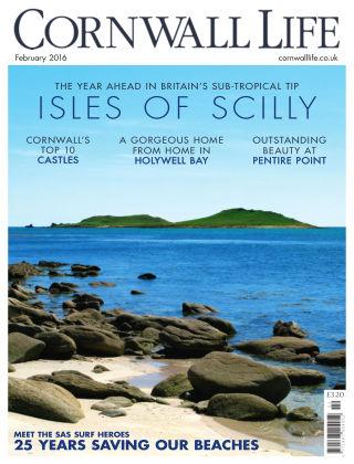 Cornwall Life February 2016