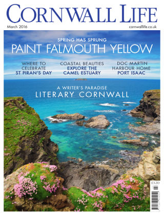 Cornwall Life March 2016