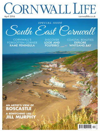 Cornwall Life April 2016