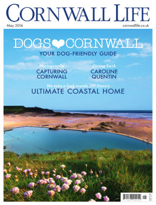 Cornwall Life May 2016