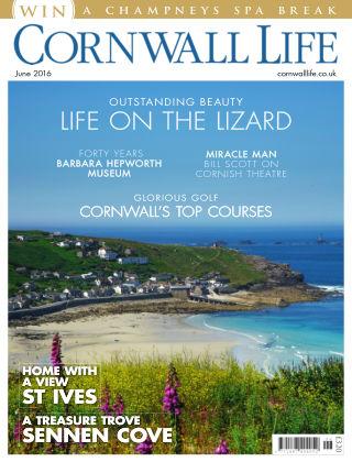 Cornwall Life June 2016
