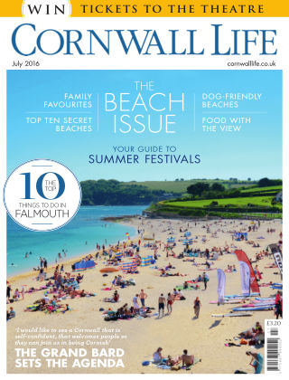 Cornwall Life July 2016