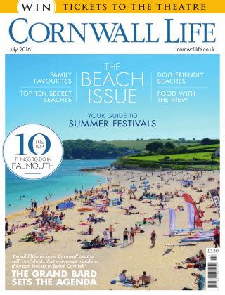 Cornwall Life July 2016