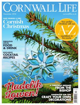 Cornwall Life December 2016