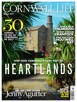 Cornwall Life January 2017