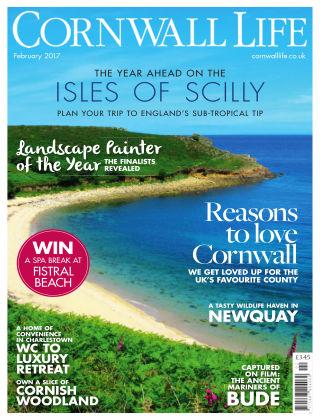 Cornwall Life February 2017