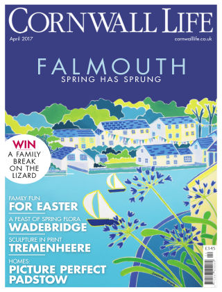 Cornwall Life April 2017