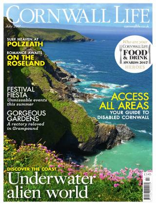 Cornwall Life July 2017
