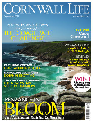 Cornwall Life September 2017