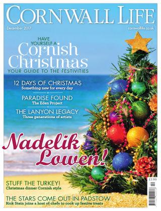 Cornwall Life December 2017