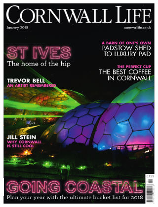 Cornwall Life January 2018