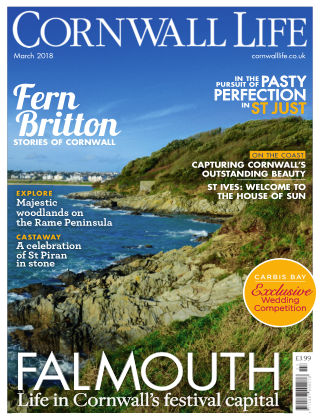 Cornwall Life March 2018