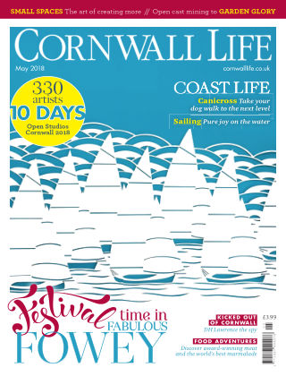 Cornwall Life May 2018