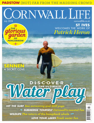 Cornwall Life July 2018